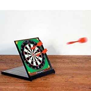 Pc-look - Mini Jeu de Flechette Magnetique - Desktop Darts