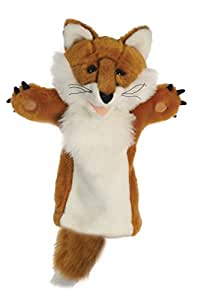 The Puppet Company - Long Sleeves - Fox Hand Puppet
