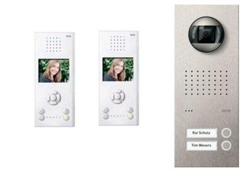 Preisvergleich Produktbild Ritto Türstation Video-Set, RGE1819625