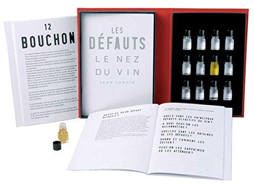 Le Nez du Vin : Les Défauts, 12 arômes (en français) (coffret toile)