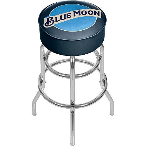 lue Moon Gepolsterter Barhocker mit Drehgelenk ()