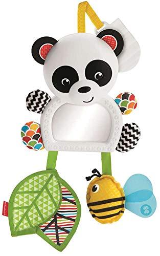 Fisher-Price Panda activity de paseo, juguete colgante para bebé recién nacido Mattel FGH91
