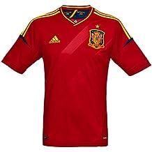 Camiseta España -Junior-2012- 1ª equipación