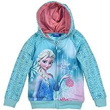 Disney - Sudadera con capucha Frozen El reino del hielo