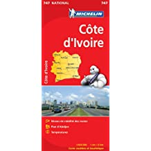 Carte NATIONAL Cte d'Ivoire
