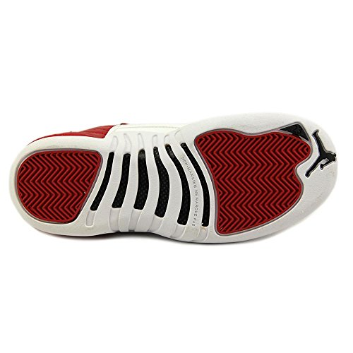 Nike Air Jordan 12 Retro Bg, espadrilles de basket-ball homme Rojo (Rojo (gym red/white-white-black))
