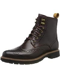 Clarks Herren Batcombe Lord Biker Boots