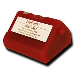 Cartouche compatible 769-B pour machine à affranchir Pitney Bowes DP40