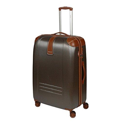 Reisekoffer Dielle 155 Koffer 77x55x29 cm (blau) braun