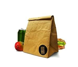 Brotzeit-Tüte Brown Paper Bag