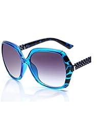 GYF@ Plaza protección de gafas de sol UV moda diamante . 2