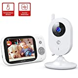 Victure Babyphone mit Kamera, Video Baby Monitor Neues 2020 mit 3,2'...