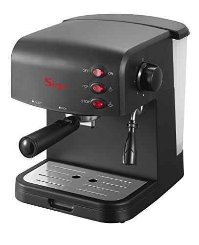Sirge cremaexpresso macchina per caffè espresso e cappuccino manuale pompa italiana 15 bar