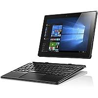 "Lenovo Ideapad MIIX 310-10ICR - Tablet de 10"" (WiFi, Bluetooth 4.0, Intel Z8350, RAM de 4 GB, SSD 64 GB, Windows 10 Home) color plata"