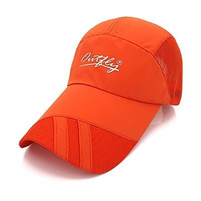 Outfly Leichte Baseballmütze Quick-Dry