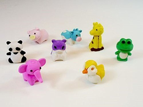 Tierform Schule Kids Mitgebsel 2,5 - 3,5 cm (Kid Store Online)