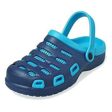Chaussures d'hommes dehors / Athletic occasionnel / Sabots synthétiques & Mules Bleu / Vert / gris / noir et rouge / bleu royal / Kaki Le kaki