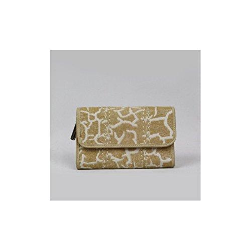 Porte monnaie toile beige Arthur et Aston 8013-557 G - Beige