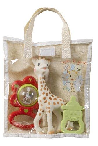 Sophie la girafe 516343 - Bolsa regalo de algodón (Sophie la girafe...