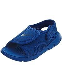 e07273810ff Nike Unisex Kids' Kindersandale Sunray Adjust 4 Ankle Strap Sandals