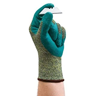 Ansell HyFlex ??CR+ Lightweight Foam Nitrile Dipped Gloves - Size 7 - 1 Pair - 11-501-7 by Ansell Edmont