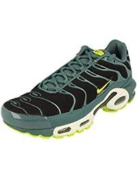 Dettagli su Da Donna Nike Air Max Plus TN SE Scarpe da ginnastica Nero AQ9979 001 mostra il titolo originale