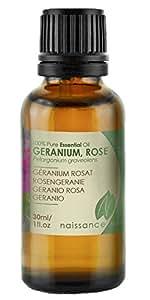 Olio di Geranio Rosa - Olio Essenziale Puro al 100% - 30ml