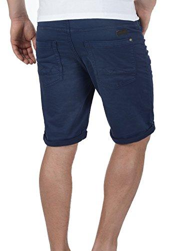 BLEND Diego Herren Jeans-Shorts kurze Hose Denim aus hochwertiger Baumwollmischung Navy (70230)