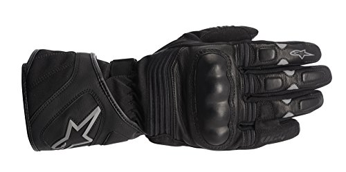 Preisvergleich Produktbild Alpinestars 3525714 10 L Vega Drystar Motorcycle Gloves L Black