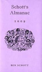 Schott's Almanac 2009 by Ben Schott (2008-11-17)