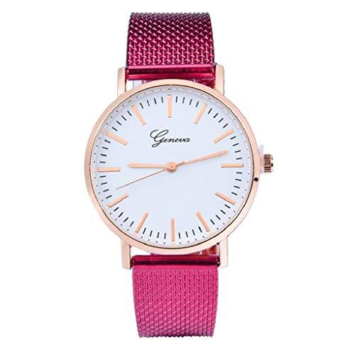 Kostüm Einfache Bauern - VJGOAL Damen Uhren, Frauen Mädchen Ultradünne Elegant Einfach Atmosphäre Mode Trend Classic Minimalistisches Design Watch