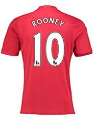 2016-17 Manchester United Home Shirt (Rooney 10)
