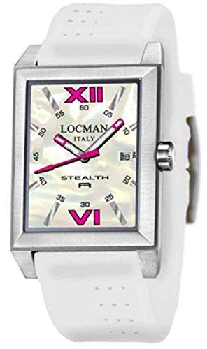 Locman 024100MWNFX0SIW_wt Reloj de pulsera para mujer