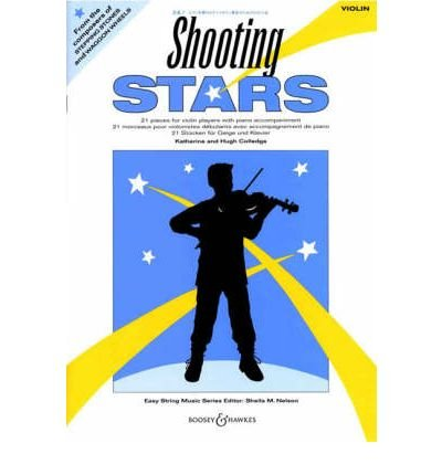 [(Shooting Stars Vln/Pf)] [ By (author) H COLLEDGE ] [April, 2000]
