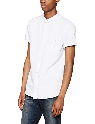 french-connection-summer-soft-camisa-para-hombre-white-white-large