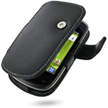 PDair B41 Black Leather Case for Samsung Galaxy Mini GT-S5570