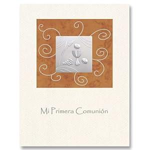 Edicromo - Album/Libro comunión Luxury Encuadernado (21713)