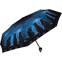 Lisa Parker Wish Upon A Star Cat Umbrella