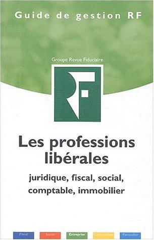 Les professions libérales par Collectif