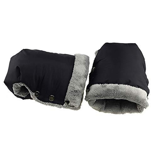 LeKing-Cochecito de bebé guantes cálidos