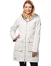 b72d61774 Regatta Women s Romina Waterproof and Breathable Insulated Hooded Jacket
