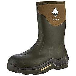 Muck Boots Unisex's Muckmaster Mid Rain Boot 9