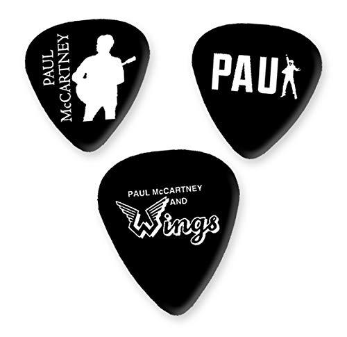 Paul McCartney 3 X Gitarre Picken Plectrums BWEG