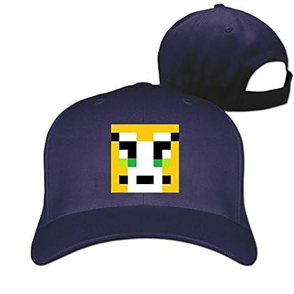 Juventud Reborn Stampy Cat Face Logo Ajustable ...