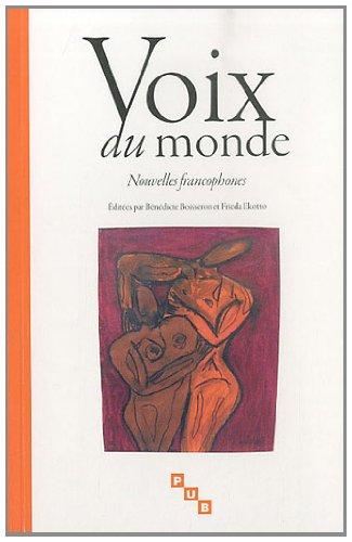Voix du monde : Nouvelles francophones