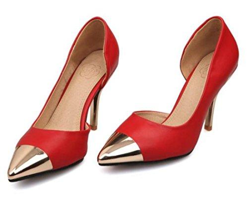 Chaussures à talons compensés YCMDM red