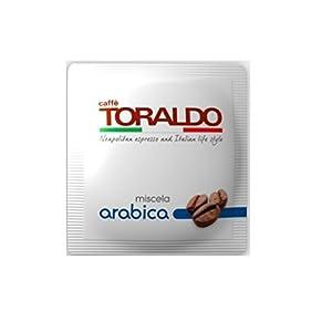 900 CIALDE CAFFE' TORALDO MISCELA ARABICA ESE 44MM