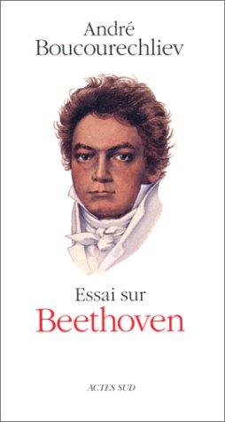 Essai sur Beethoven