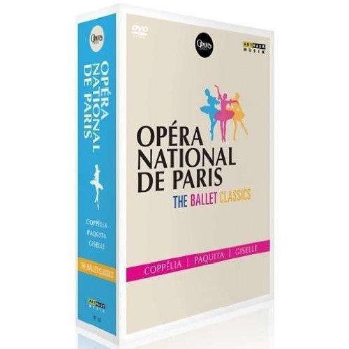 Opéra National de Paris / the Ballet Classics [Import anglais] [jewel_box] [Import italien]