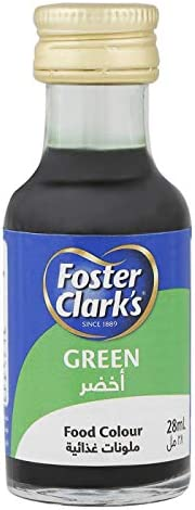 Foster Clarks Food Colour, Green, 28 ml